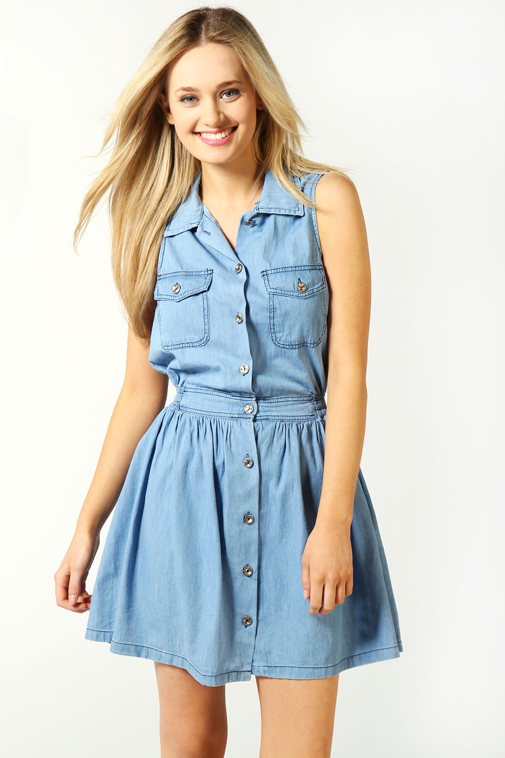Denim Dresses If you're looking for an easy yet stylish outfit option, you simply cannot go wrong with a hot denim hitseparatingfiletransfer.tking the easiness of dresses with the versatility of denim, jean dresses are basically a life saver for any woman.