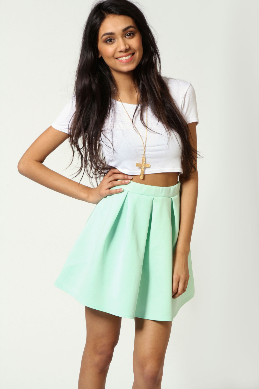 Guys what do you think of skater skirts? - GirlsAskGuys