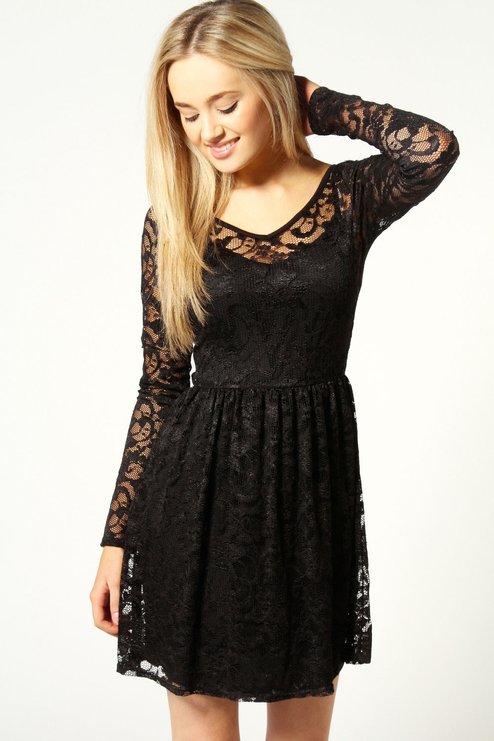 Boohoo Lucy Vneck Long Sleeve Lace Skater Dress  Ebay. Inexpensive Wedding Dresses With Pockets. Girlsgogames Colorful Wedding Dress Up. Southern Wedding Bridesmaid Dresses. Modest Wedding Dresses Alabama. Lazaro Wedding Dresses 2016. Modern Off The Shoulder Wedding Gowns. Wedding Dresses For Short Curvy Brides. Cheap Wedding Dresses Oahu