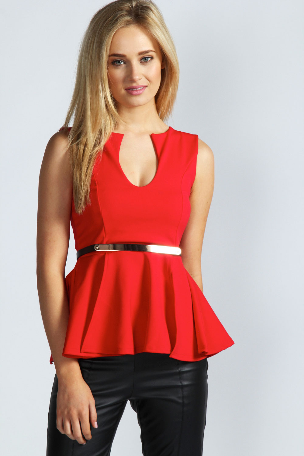 Peplum tops are a great innovation in woman's clothing as we know it. Every woman has a fat day, or an off day when that body confident feeling doesn't come naturally and a simple look into the mirror can have you feeling like a fashion flaw, rather than a fashion hit!