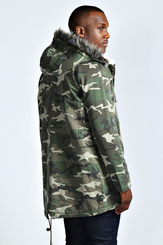 Men's Camouflage Jacket