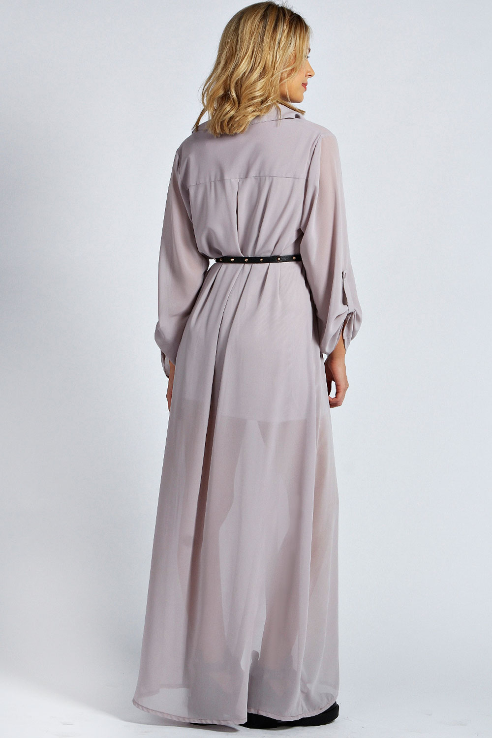 Maxi shirt dress uk