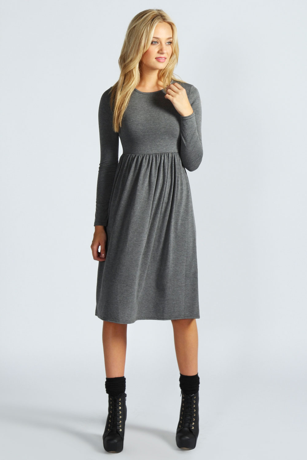 Long sleeve womens dresses
