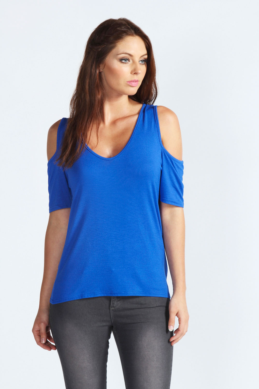 749cd9758b7fc Shop for cold shoulder tops at neyschelethel.ga Free Shipping. Free  Returns. All