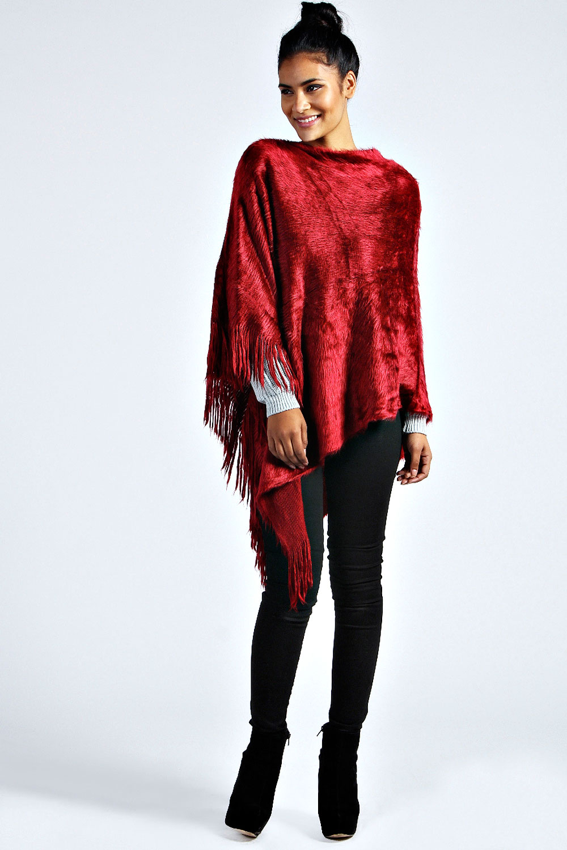 Boohoo-Rachel-Mohair-Tasssle-Wrap-One-Size