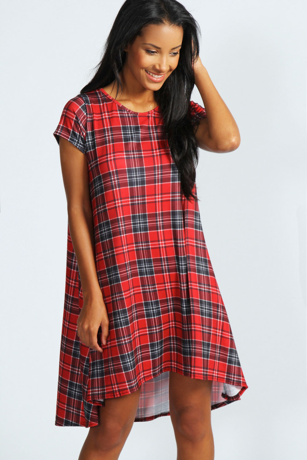 Plaid Christmas dresses are a holiday classic and our festive tartan dress for women will make spirits bright in pure cotton with button bestyload7od.cf: $