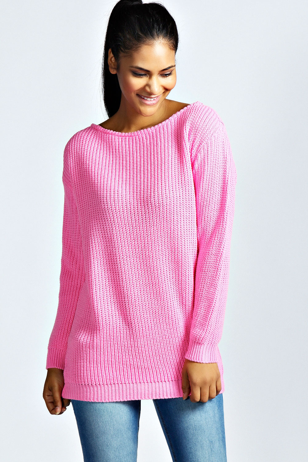 Shop our Collection of Women's Pink Sweaters at piserialajax.cf for the Latest Designer Brands & Styles. FREE SHIPPING AVAILABLE!