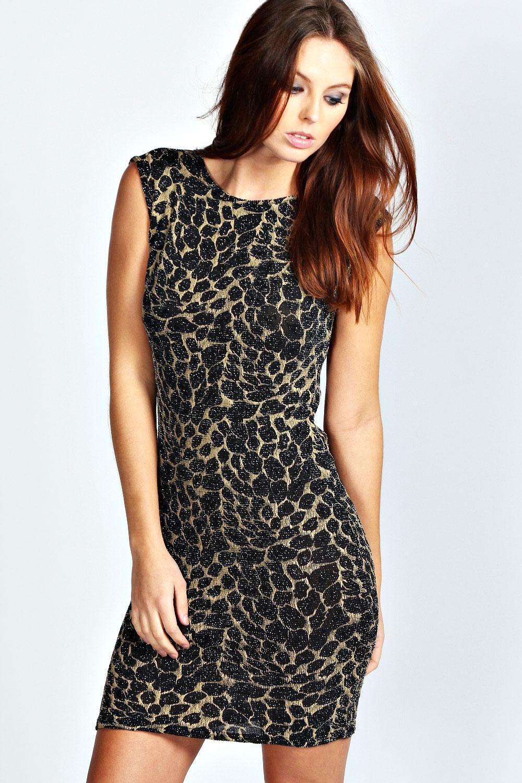 Bodycon Print dress