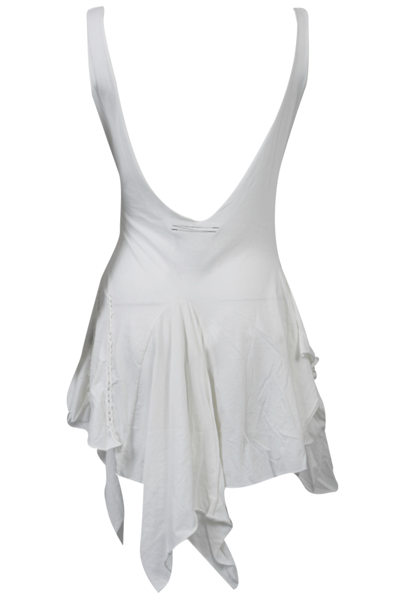 RELIGION-CLOTHING-WOMENS-WHITE-IBIZA-ROCKS-PRINT-LADIES-HOLIDAY-DRESS-SIZE-6-14