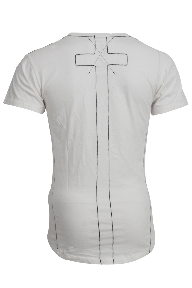 NEW-RELIGION-CLOTHING-MENS-BROKEN-WHITE-SHORT-SLEEVE-PRINT-T-SHIRT-SIZE-XS-XXL