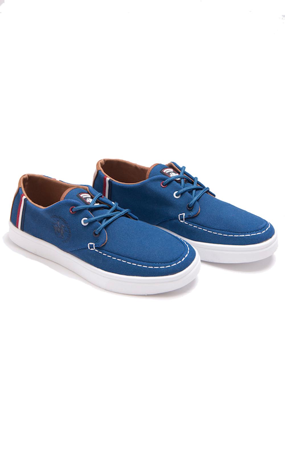 new mens santa polo club sailing casual shoes