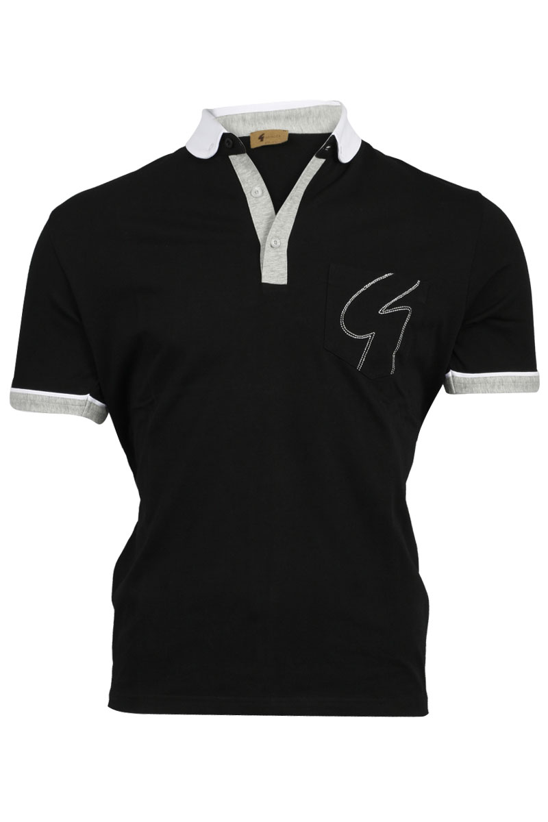 NEW-MENS-GABICCI-DESIGNER-COLLARED-NECK-BUTTONED-UP-POLO-T-SHIRT-TOP-SIZE-S-XXL