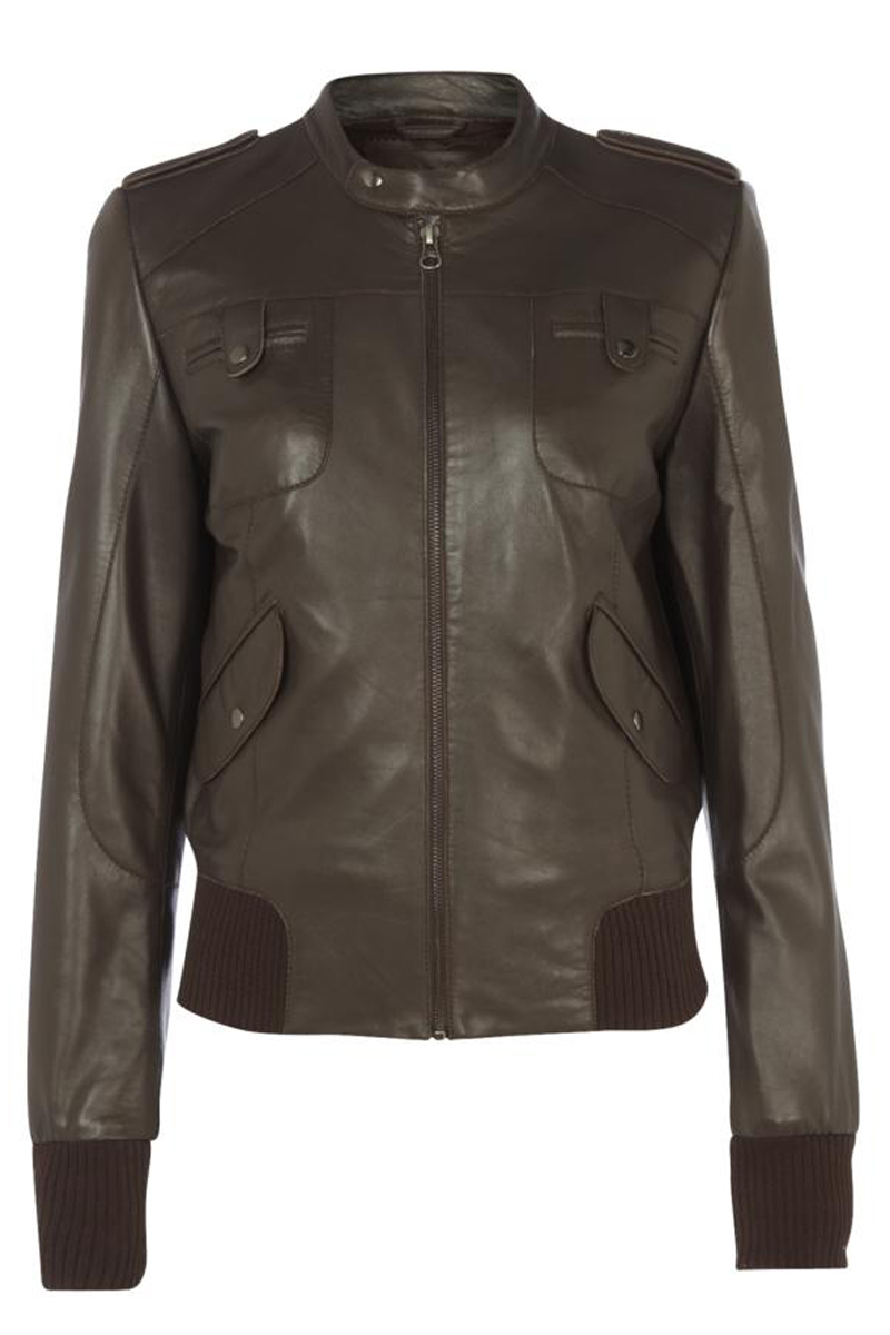 "Brown Casual Jacket with knit sleeves. Size: Clear: Add to cart. SKU: N/A Categories: Jackets Large, Medium, X-Large. Reviews. There are no reviews yet. Be the first to review ""Brown Jacket"" Cancel reply. Your email address will not be published. Required fields are marked *."