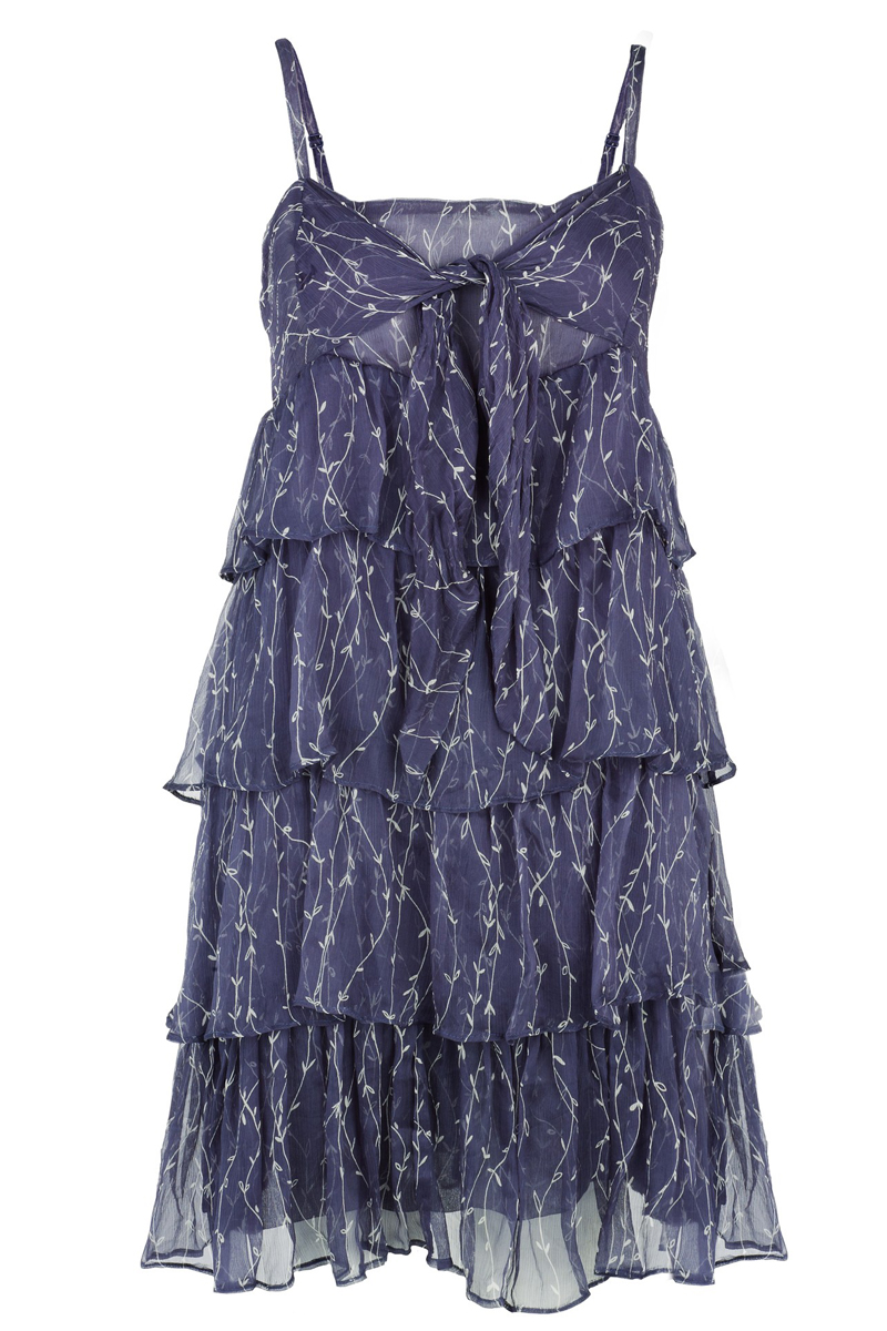 NEW-KOOKAI-WOMENS-SHORT-TIERED-FRILL-STRAPPY-LADIES-SUMMER-DRESS-SIZE-6-16-UK