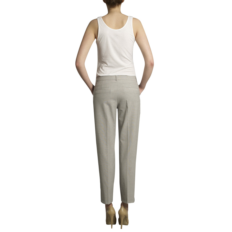 NEW-LADIES-GREY-KOOKAI-CLASSIC-SMART-PLEAT-FRONT-FORMAL-WORK-TROUSERS-SIZE-6-16