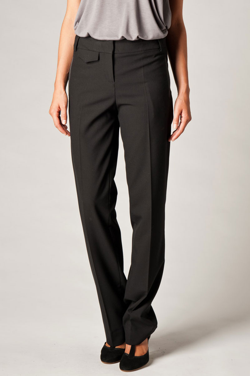 SS7 Women's Tailored Work Trousers, Black, Sizes 6 to £ - £ out of 5 stars femiss Womans Tailored Wide Leg Trousers Office Work Bootcut Smart Formal Black Trouser. £ - £ 3 out of 5 stars 1.