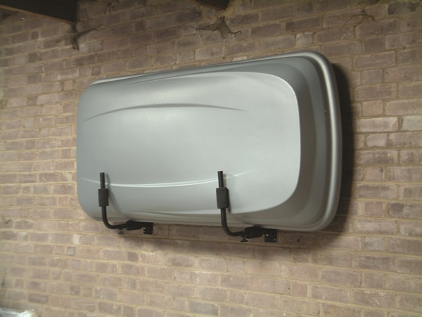 coffre de toit rangement mural 400360 mont blanc. Black Bedroom Furniture Sets. Home Design Ideas