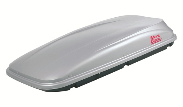 Roof Box Cargo 540 Silver 570 Litre 731931 Mont