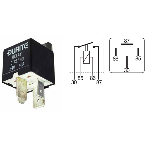 durite relay mini h d marque break 70 amp 12 volts r sistance cd1 0 727 ebay. Black Bedroom Furniture Sets. Home Design Ideas