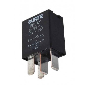 durite relais micro marke bremse 25 amp 12 volt mit diode cd1 0 727 13 ebay. Black Bedroom Furniture Sets. Home Design Ideas