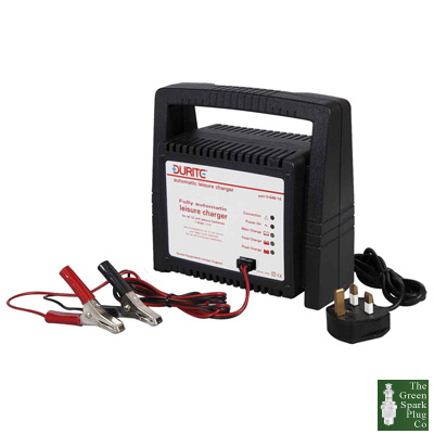 Deep cycle battery charger review
