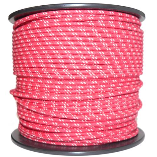 1m coton tress lectrique automobile fil c ble 18 jauge rouge blanc fleck ebay. Black Bedroom Furniture Sets. Home Design Ideas