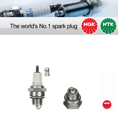 New NGK Spark Plugs BPMR7A (Eqv Champion RCJ6Y)