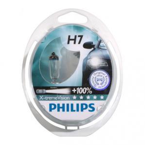 auto bulbs philips h7 x treme vision headlight. Black Bedroom Furniture Sets. Home Design Ideas