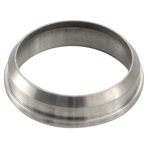 Stainless steel twin ferrules back ferrule od