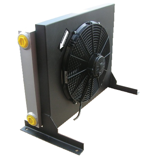 Hydraulic Oil Cooler : Hydraulic oil coolers dc cooler v quot bsp