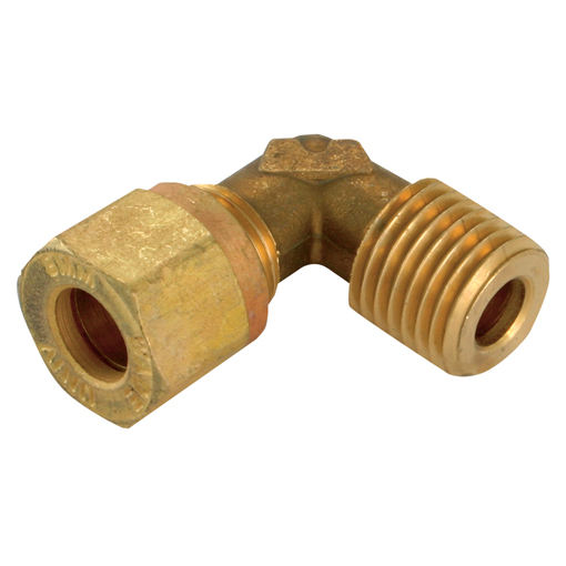 Wade brass compression fittings mm od quot npt male