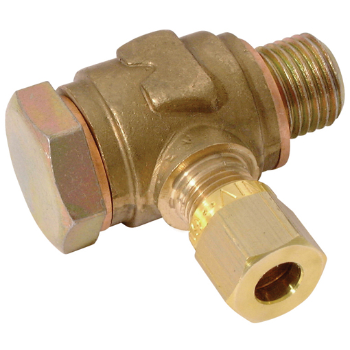 Wade brass compression fittings mm od quot single