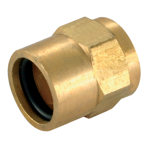 Wade brass compression fittings nut pvc mm
