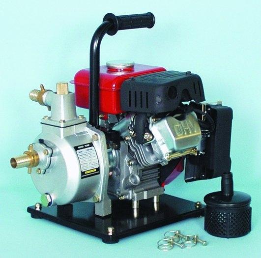 B22 00075 Petrol Engine Driven Pump For Diesel Or Water