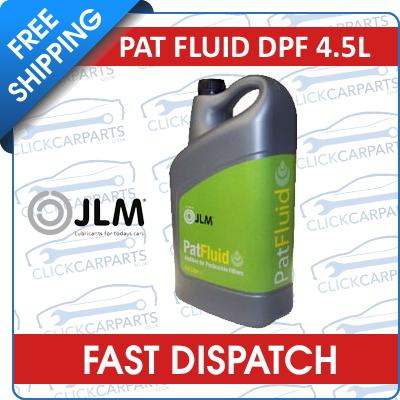 4 5 litre pat eolys dpf diesel particulate filter fluid. Black Bedroom Furniture Sets. Home Design Ideas
