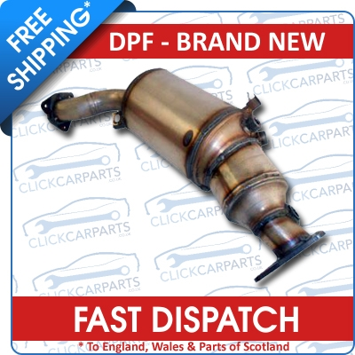 Audi q5 2 0 tdi replacement diesel particulate filter dpf for Motor oil for audi q5
