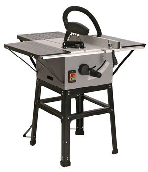 Sip 01930 Professional 10 Inch Table Saw Inc Stand 230v 1500w
