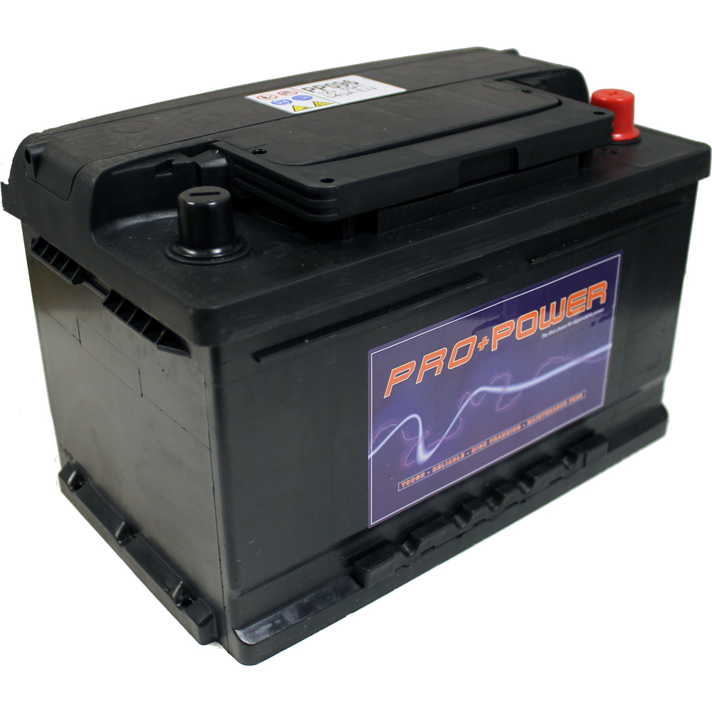 1x Replacement 60Ah 530CCA 12v Type 096 Car Battery 2 Year