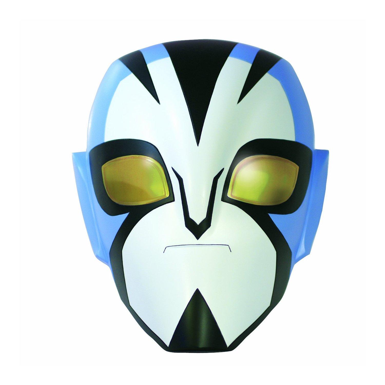 Как сделать из бумаги маску бен тена