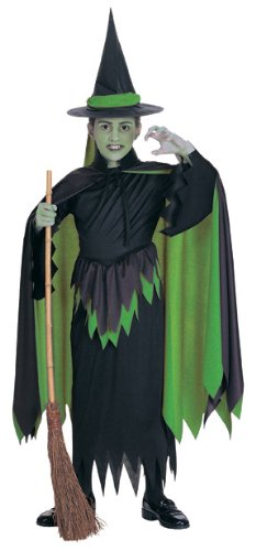 Wizard Of Oz - Wicked Witch of the West Childs Small Costume *NEW/SEALED*
