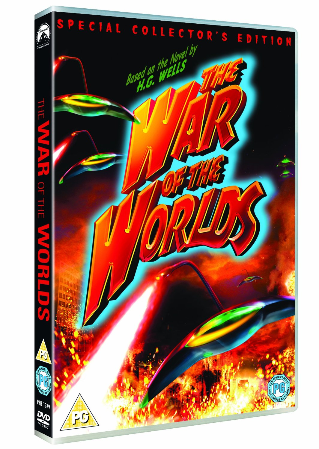 The War of the Worlds (1953) *NEW/SEALED* FREE P&P