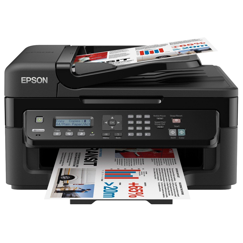 New Epson WorkForce WF-2520NF Printer UK Warranty