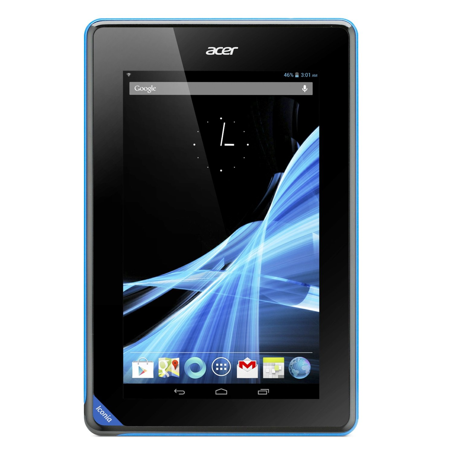 Acer Iconia Tablet B1 Black 7 INCH Touch DC 1.2GHz 512MB ...