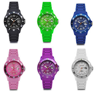 Avalanche Ladies Sports Watch Assorted Colours with Carabiner Bottle Opener Preview