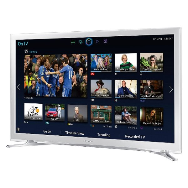 Genuine Samsung UE32H4500 32 Inch LED LCD Smart HD Freeview HDMI WIFI TV White