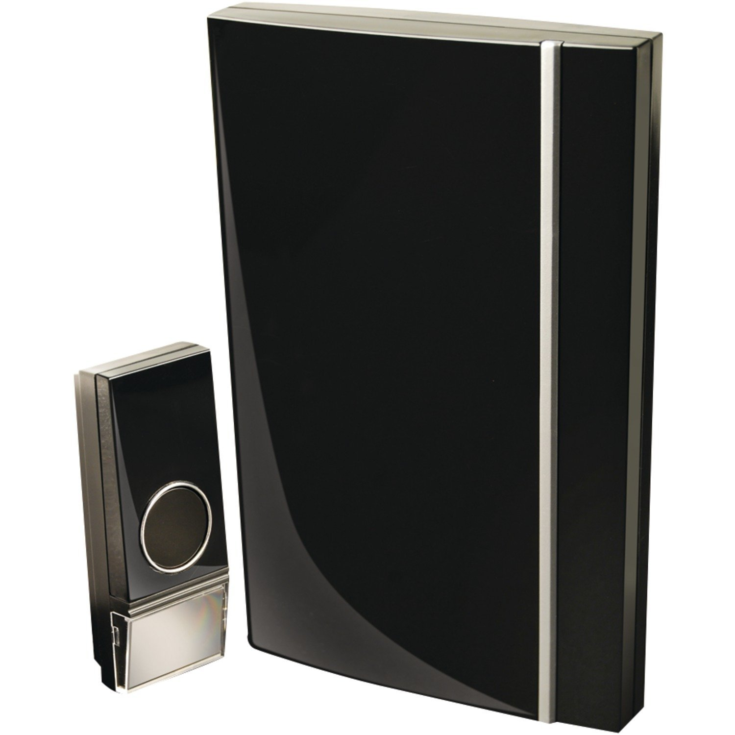 New swann wireless door chime with extra volume ebay for 1 by one door chime