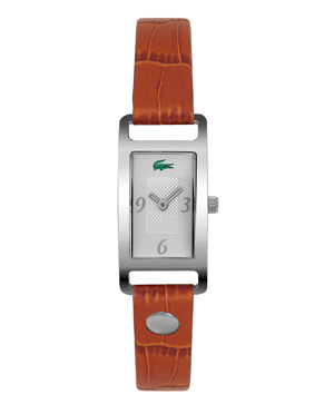 New Lacoste Ladies Brown Inspiration Watch Gift Box Amazing Value