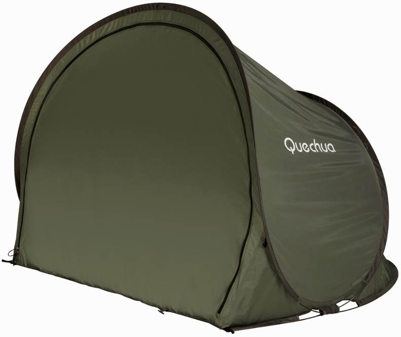 Pop Up Fishing Shelter : Quechua seconds xl shelter pop up fishing bivvie