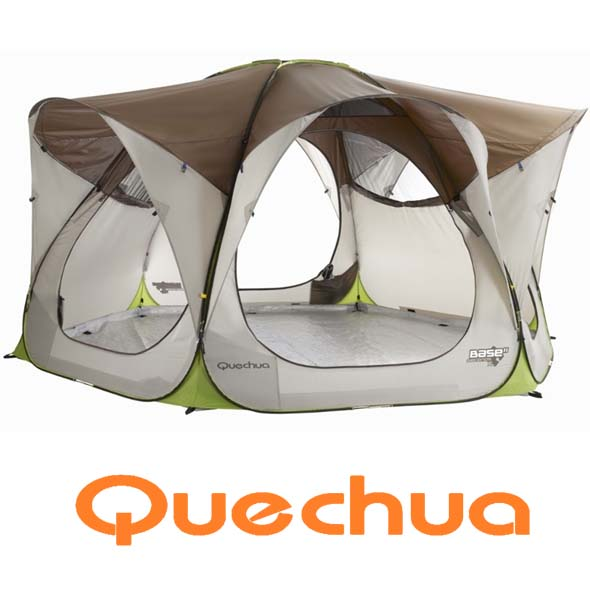 QUECHUA 2 SECONDS BASE XL TENT POP UP