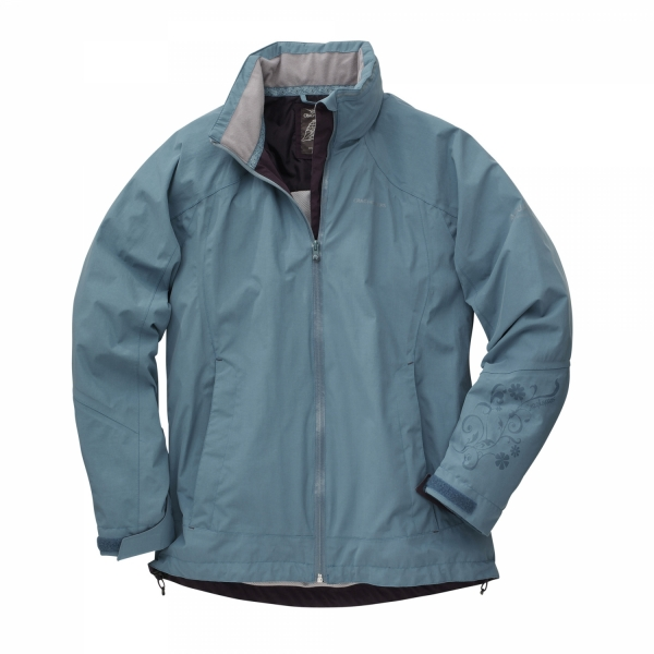 Craghoppers Womens Vision Jacket in Pale Teal (CWW1036) Long Sleeve s Casual Top Enlarged Preview